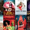spectacole Teatrul Evreiesc de Stat 1-14 aprilie