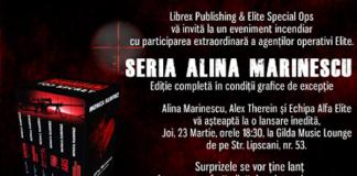 Lansare de carte Seria Alina Marinescu