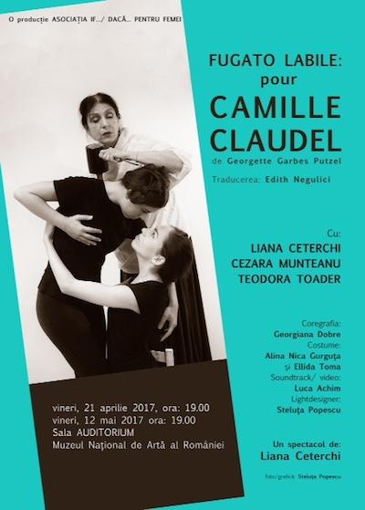 Fugato Labile: Camille Claudel