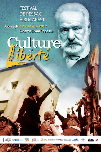 Cultura si Libertate - Retrospectiva celui mai mare festival de film istoric din Europa la Institutul Francez din Bucuresti