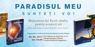 Mostenirea lui Vasile Andru pentru ucenicii sai