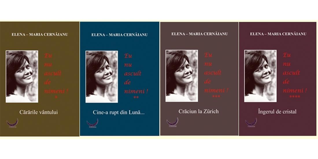 Eu nu ascult de nimeni, de Elena-Maria Cernaianu. Recenzie de carte