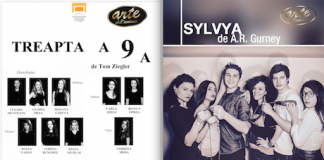 Program spectacole Arte Dell'Anima 22-27 aprilie