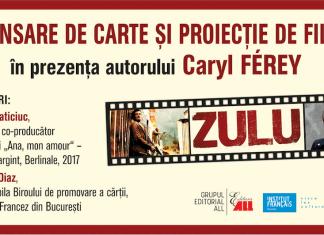 Lansare carte si proiectie film Zulu