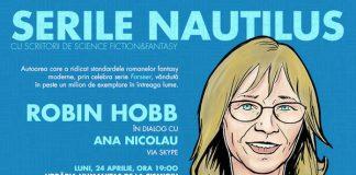 Robin Hobb la Serile Nautilus