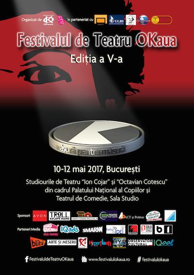 Festivalul de Teatru OKaua editia a V-a