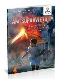 recenzie de carte - Am supravietuit distrugerii orasului Pompei