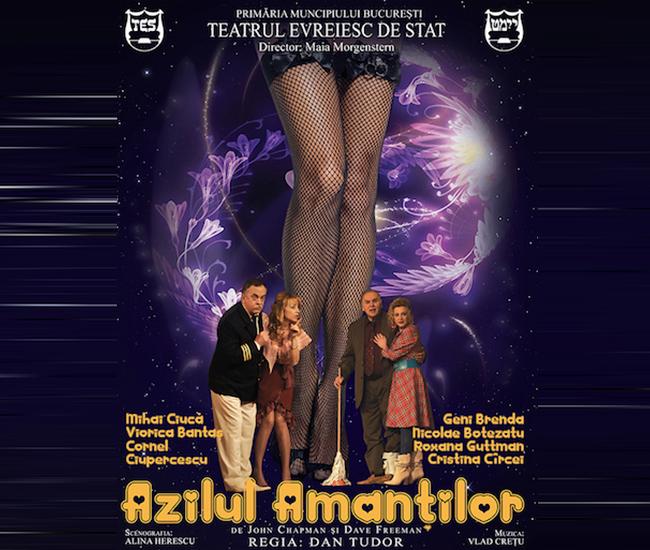 Cronica de teatru, Azilul Amantilor, Teatrul Evreiesc de Stat