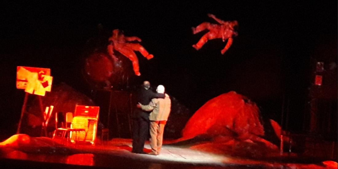 Rendez-vous pe luna – cronica de teatru
