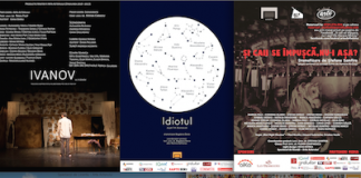 Program spectacole UNATC 3-26 mai