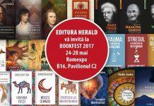 Editura Herald la Bookfest 2017
