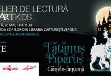 Atelier smARTkid de lectura Tatanus Piparus