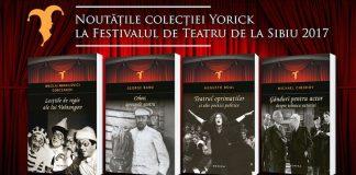 Noutatile Yorick la FITS 2017