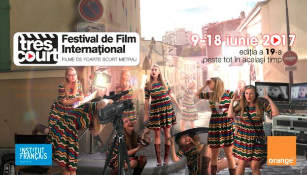"Festivalul International de Film de foarte scurt metraj ""Tres Court"