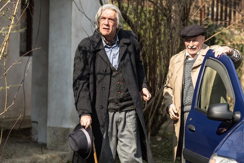 Marcel Iures si Victor Rebengiuc sunt cei mai buni prieteni in filmul Octav