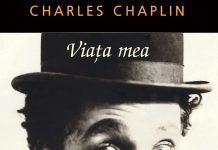 Movie night by the book. Charlie Chaplin. Proiectia filmului Modern Times