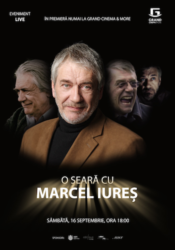 O seara cu Marcel Iures