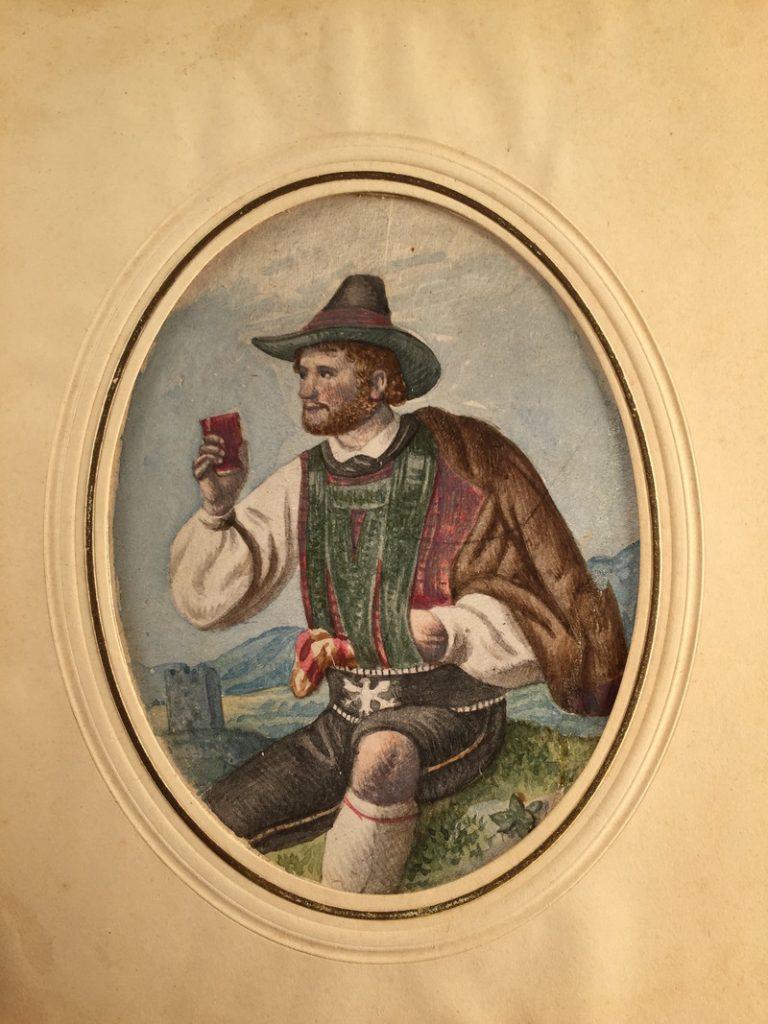 Arta disparuta de pictura pe panza de paianjen