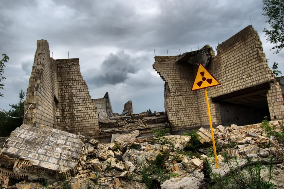 Explozia de la Cernobil - dezastre ecologice