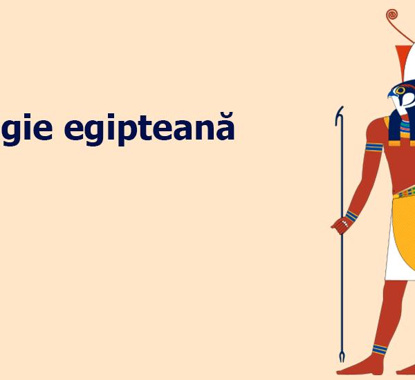 Horus mitologie egipteana cultura generala educatie