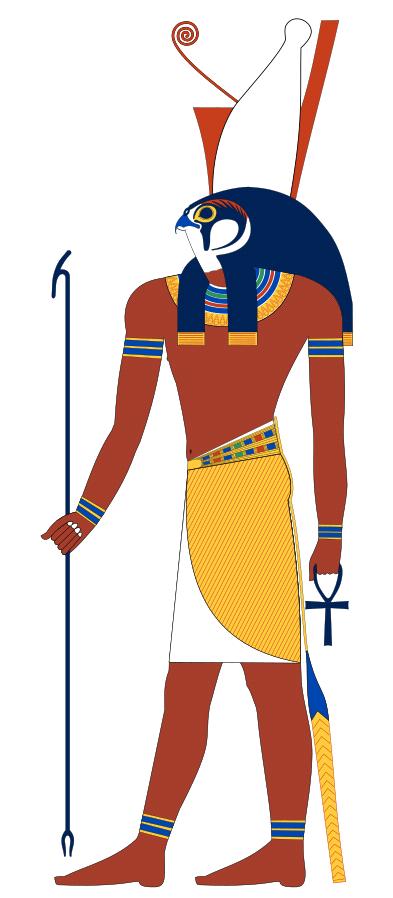 Horus. Mitologie egipteana