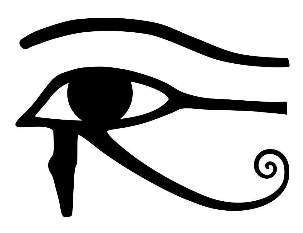 Ochiul lui Horus. Mitologie egipteana
