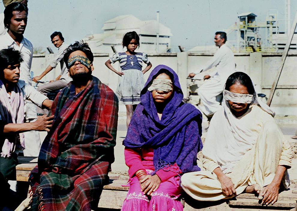 Bhopal - dezastre ecologice