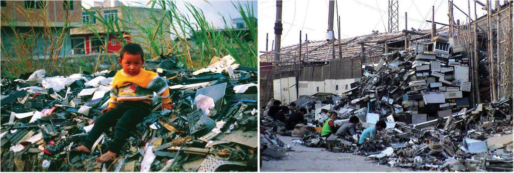 Guiyu - dezastre ecologice