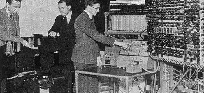 Alan Turing - primul computer - stiinta si educatie