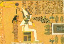 Isis si Osiris, mitologie egipteana