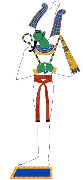 Osiris, mitologie egipteana