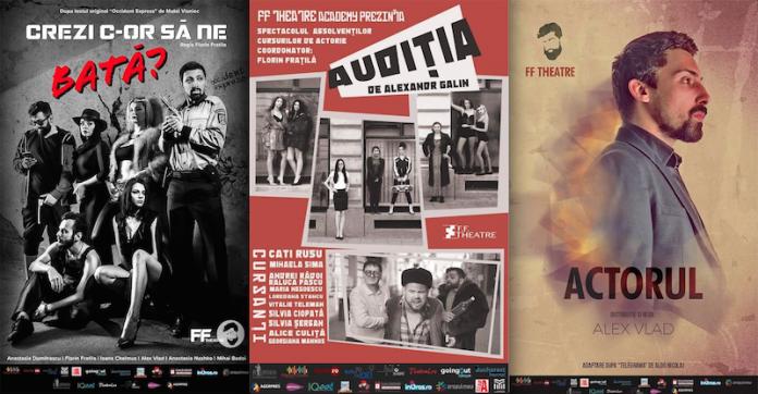 Spectacole FF Theatre 22 – 30 septembrie
