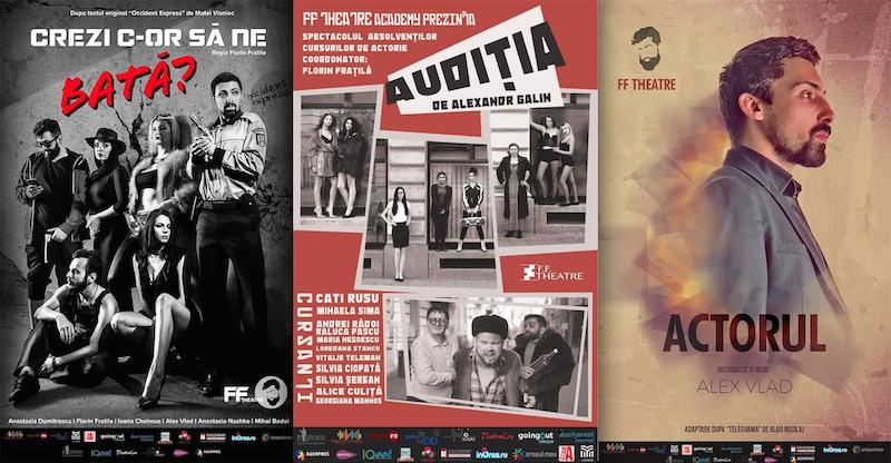 Spectacole FF Theatre 22 ? 30 septembrie