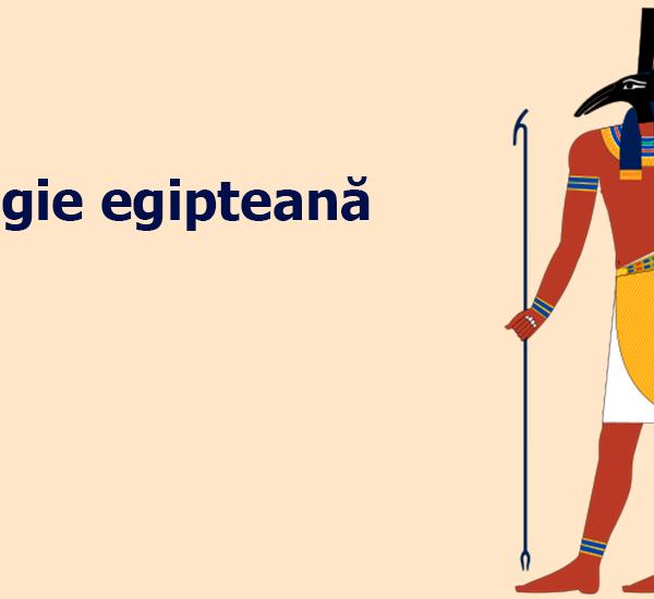 Seth mitologie egipteana cultura generala