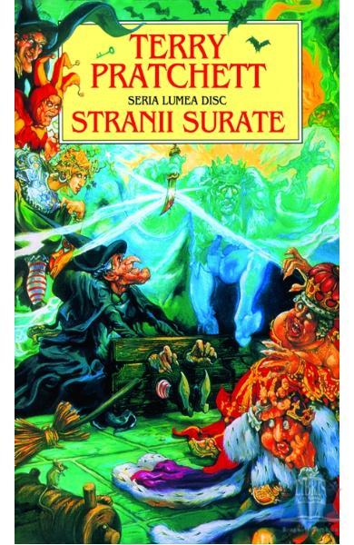 stranii surate -Terry Pratchett - recenzie de carte
