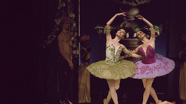 Corsarul - balet la Opera Nationala Bucuresti