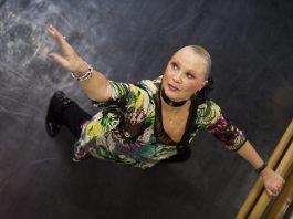 balerina Ileana Iliescu