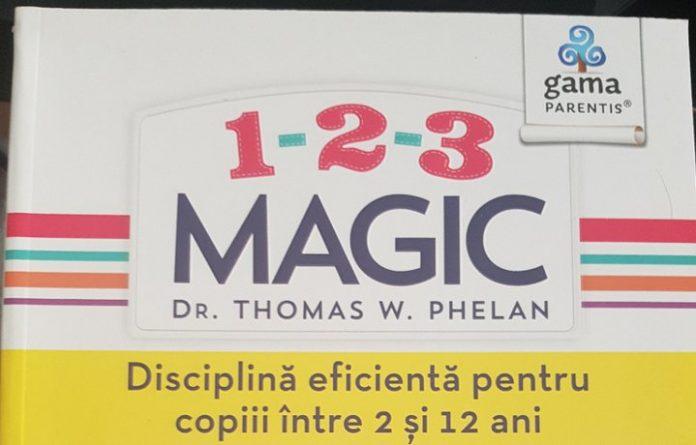 1-2-3 Magic carte parenting Gama