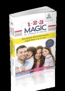 1-2-3 carte pentru parinti parenting Gama