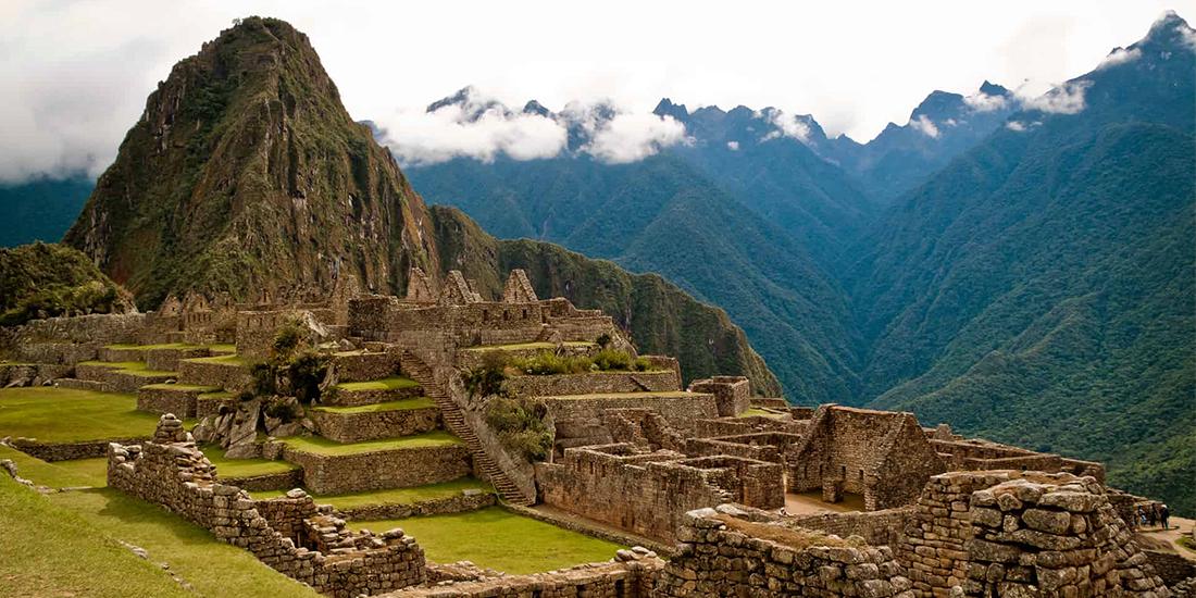 orasul Machu Picchu
