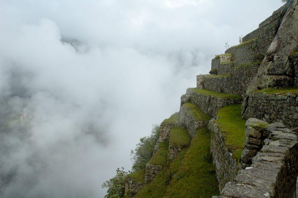 terasele agricole din Machu Picchu
