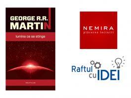 Lumina ce se stinge R R Martin recenzie de carte