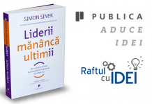 Liderii mananca ultimii carte leadership simon sinek recenzie de carte