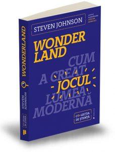 Wonderland. Recenzie de carte. Editura Publica