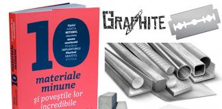 Zece materiale minune si povestile lor incredibile recenzie de carte cultura generala Publica