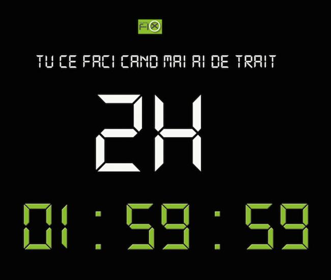 Doua ore – Teatru Fix Iasi in FNTi, cronica de teatru