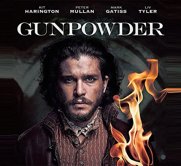 """cronica de film Gunpowder – o miniserie istorica bazata pe """"Tradarea Iezuita"""" din 1605"""