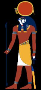 Zeul soare - mitologie egipteana