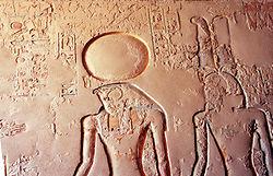 Ra si Amum - mitologie egipteana