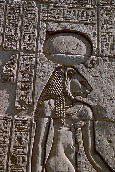 Zeita-razboinca Sekhmet mitologie egipteana educatie cultura generala